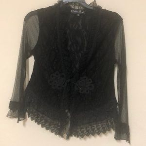 Gorgeous Lacey blouse